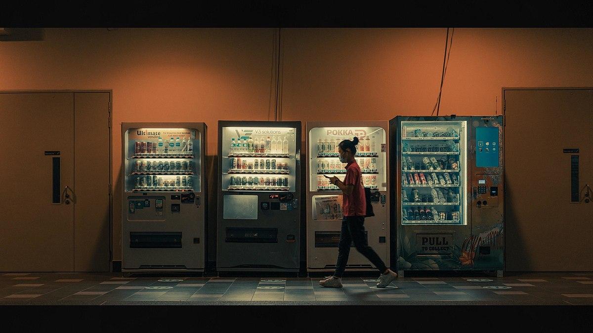 Vendingmachinessg